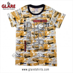 <p>Round Neck T-Shirts for Boys</p>